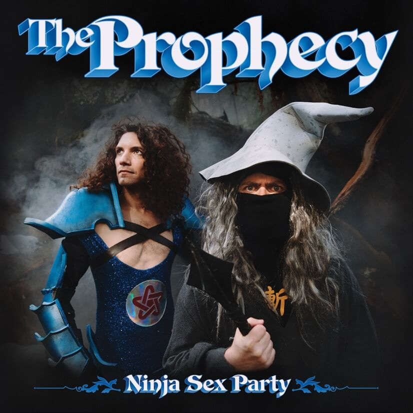 Artwork of The Prophecy Album